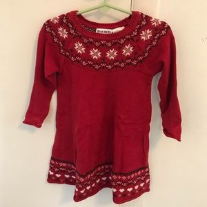 Blueberi Boulevard sweater dress